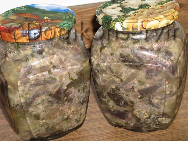соленые баклажаны рецепты фото